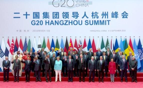 KTT G20 di Hangzhou, Tiongkok (Foto: setkab)